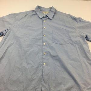 J. Crew Shirt Casual Button Long Sleeve XXL